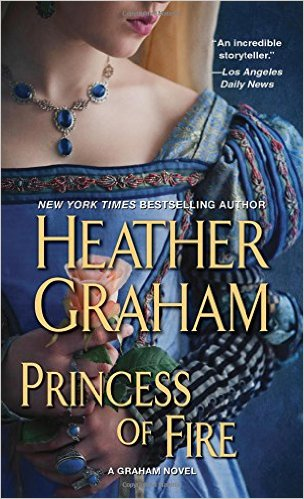 PRINCESS OF FIRE by Heather Graham - Books Of All Kinds